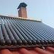 Коллекторы солнечные, гелиосистемы фото