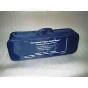 Пошив сумок для наборов автомобилиста, сумок для документов, для тросов с нанесением рисунка заказчика. фото