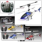 Радиоуправляемый вертолет Lishi Toys c гироскопом (gyro) - 6019 фото