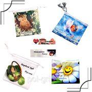 Мешочки и бирочки фото