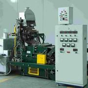 Автомат для литья токоотводов аккумуляторных решёток фото