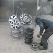 Пескоструйная обработка металлических изделий, Киев фото