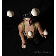 Жонглёр фото