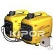 Бензогенератор инверторного типа KIPOR IG2600p фото