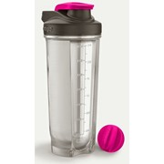 Шейкер Shake & Go FIT Neon Pink, 820 мл 1000-0389 фото
