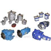 Насосные агрегаты, гидромоторы и гидронасосы для спецтехники, дорожно-строительной техники фото