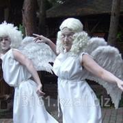 Ангелы на детские праздники фото