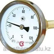 Термометр бимет. (осевое) 160 °C 10см 63 мм Simga фото