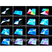 LED панель для пола цветодинамическая фото