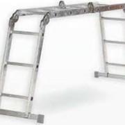 Лестницы шарнирные фото