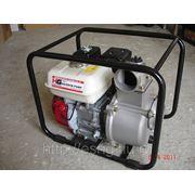 Мотопомпа бензиновая для грязной воды Daishin SWT50HX (Япония)