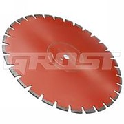 Grost Диск по асфальту для швонарезчика D500 мм (500*25,4*4.2*10) GrOST фото