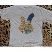 Прикольные футболки под заказ фото
