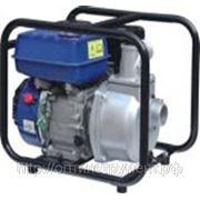 Мотопомпа Прима с бензиновым двигателем WP20 фото