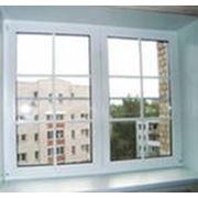 Окна с декоративной раскладкой фото