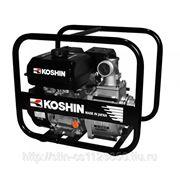 Мотопомпа для загрязненной воды KOSHIN STV-50 X фото