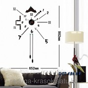 Часы-Стикеры 65х98 см фото