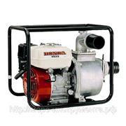 Мотопомпа бензиновая HONDA WB30XT DRX фото