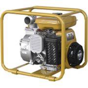 Мотопомпа бензиновая для грязной воды PTG 208ST фото