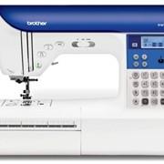 Машины бытовые швейные Компьютеризированная швейная машина BROTHER NV-500 фото