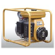 Мотопомпа бензиновая для сильнозагрязненных жидкостей PTG307ST фото