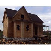 Дом из бруса проекты фото