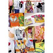 Принты для детской одежды для девочек фото