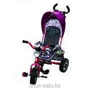 Детский трехколесный велосипед-коляска, Funny Trike фото