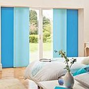 Японские шторы для спальни фото