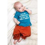 Надписи на детских футболках фото