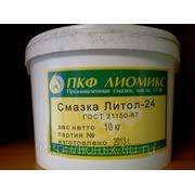 Смазка Литол-24 (ГОСТ 21150-87) фото