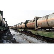 ПБТ(пропан бутан технический) по жд в танк - контейнерах ст.Сборная-Угольная фото