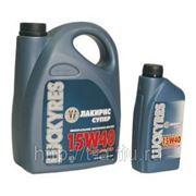 Минеральное моторное масло Лакирис Супер SAE 15W-40 API SG/CD фото