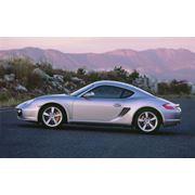 Автомобиль Porsche cayman фото