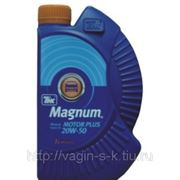 ТНК Magnum Motor Plus 20w50 1 л фото