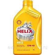Shell — минеральное масло Helix Diesel Super (HX5) 15w40 1 л фото