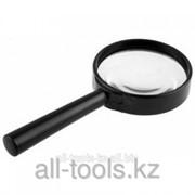 Лупа Stayer Standard для чтения, 3 кратное увеличение диаметр линзы - 75мм Код:40523-75 фото