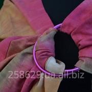 Слинг с кольцами тм Наш слинг Сахара Б/У в отличном состоянии фото