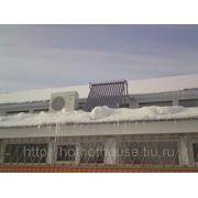 Тепловой насос и вакуумный солнечный коллектор: Варемяги фото