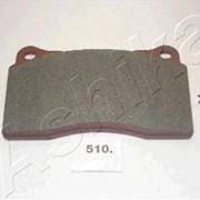 Тормозная колодка Ashika 50-05-510 фото