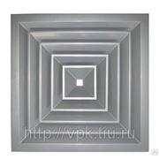 Решетка потолочная квадратная фото