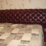 Двуспальная кровать фото