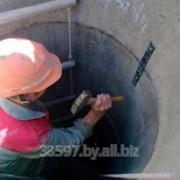 Чистка, дезинфекция, ремонт и углубление питьевых колодцев фото