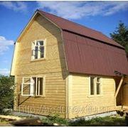Дома деревянные проекты и строительство