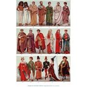 Пошив исторической одежды фото