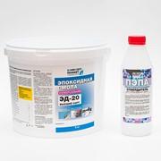 Эпоксидная смола Эд-20(5 кг) с отвердителем ПЭПА (500 гр) фото