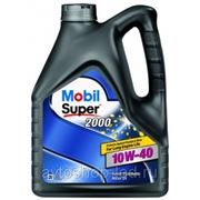 Mobil Super™ 2000 X1 10W-40 (4л.) фото
