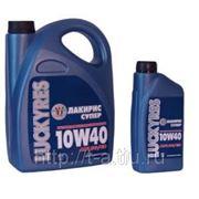 Полусинтетическое моторное масло Лакирис Супер SAE 10W-40 API SG/CD фото