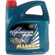 Масло моторное MANNOL MOLIBDEN BENZIN 10w40 SL\CF 4 литра фото