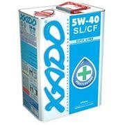 Моторное масло XADO 5W40 Atomic oil SL/CF City Line 4л фото